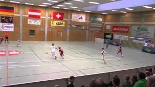 TuS Traunreut U12 Hallenmasters 2015 Spiel 37: 1.FC Nürnberg-FC Bayern München 6:5 n.7m.