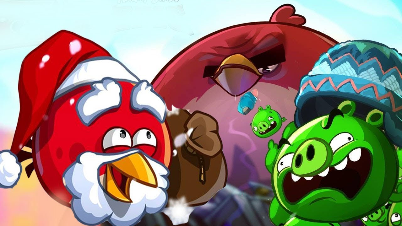 Angry birds epic pvp arena later noel part 234 youtube - Angry birds noel ...