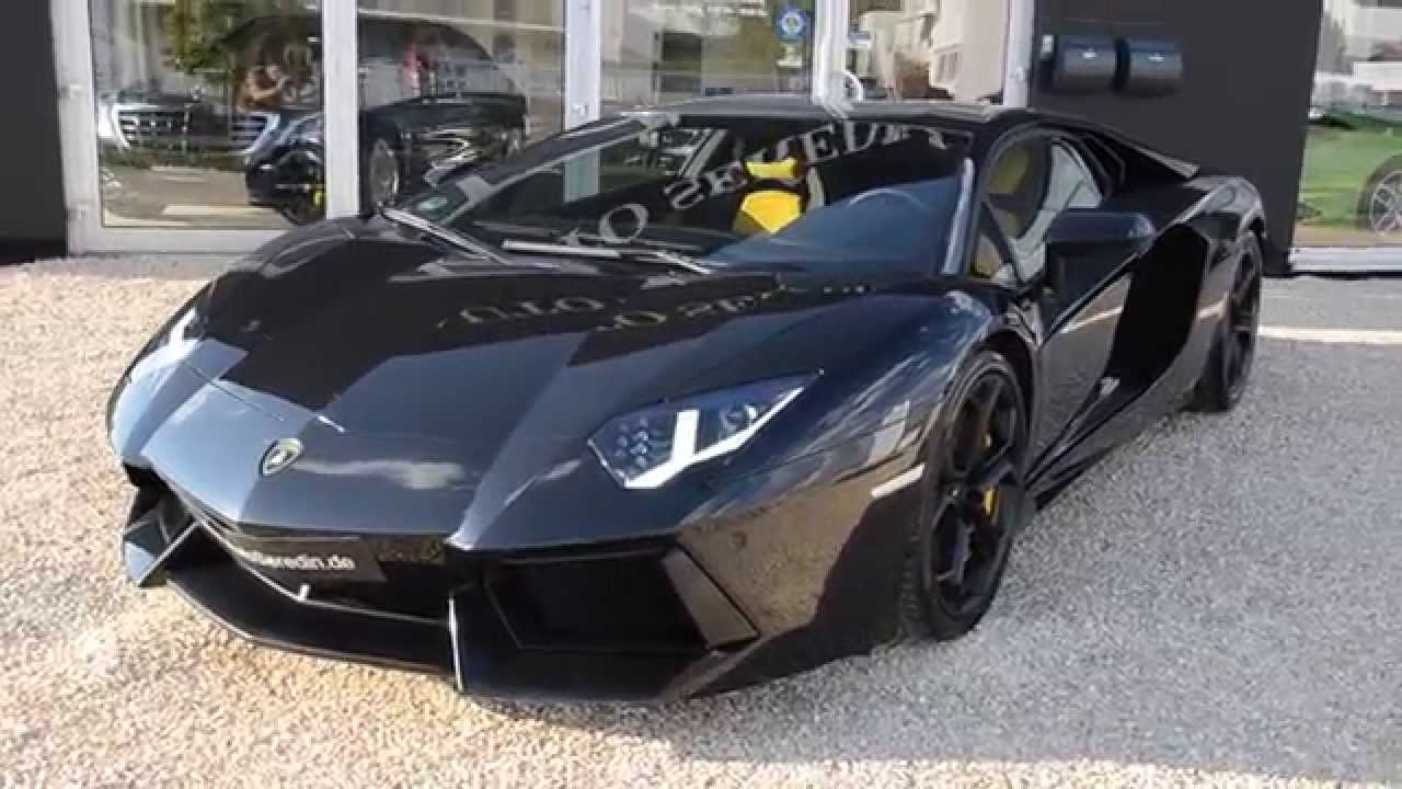 Lamborghini Aventador Lp 700 4 Bi Color Cam Black Stock B241 30 05