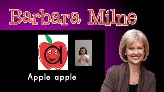 Interactive phonics song - Barbara Milne thumbnail