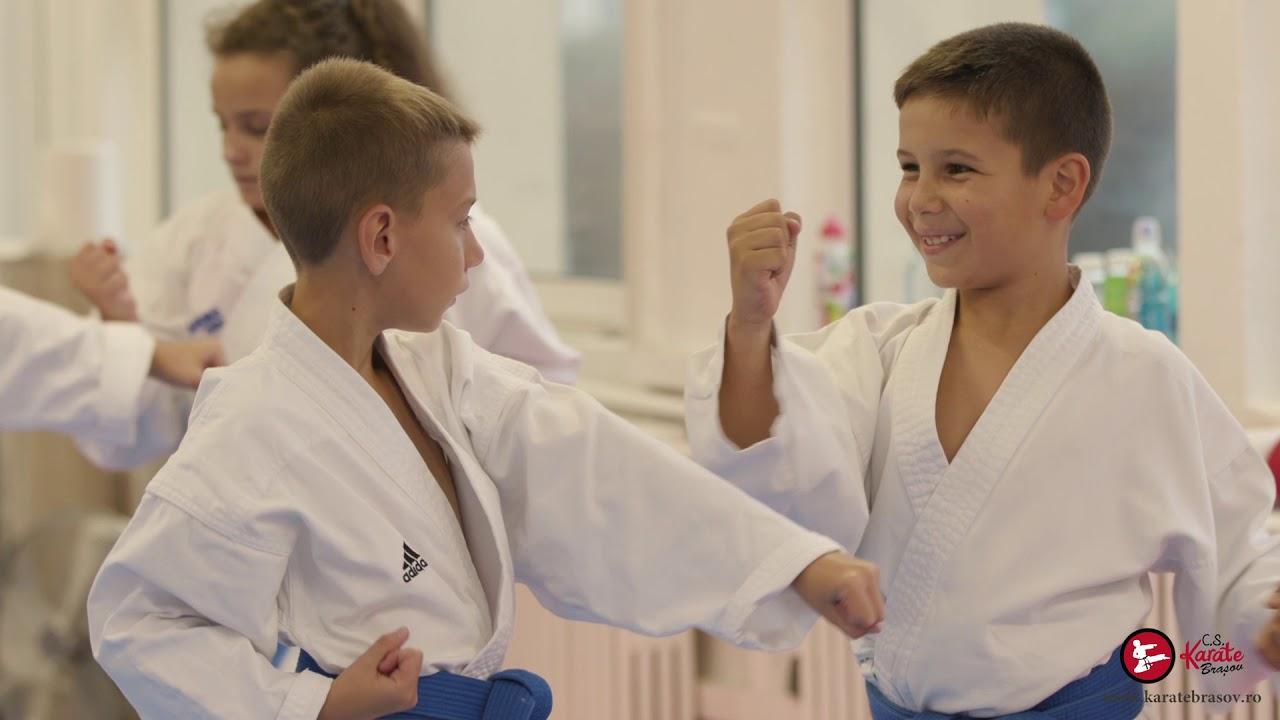 Cursuri de karate pentru copii