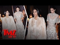 Kim Kardashian and Kendall Jenner Get All Dressed Up For 'Ocean's Eight' | TMZ TV