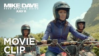 "Mike and Dave Need Wedding Dates | ""ATV"" Clip [HD] 