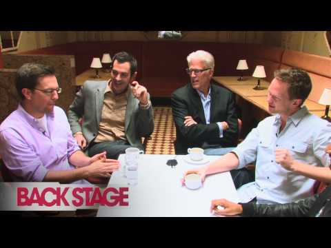 Emmy Roundtable: Comedy Actors (Part 1)