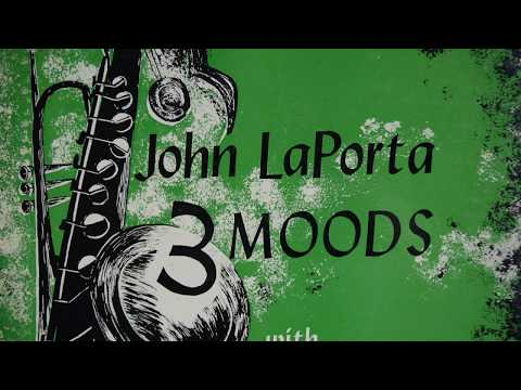 John LaPorta ‎– 3 Moods (1955) Debut Records ‎– DEB 122 - Cool Jazz - Barry Galbraith