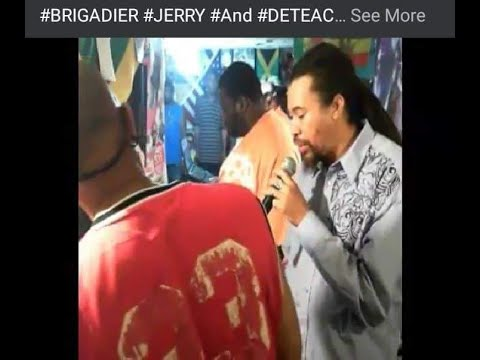 BRIGADIER JERRY and