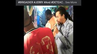 BRIGADIER JERRY and DE-TEACHER LIVE AND DIRECT AT REGGAE DANCEHALL A TO Z ..ZION HQ