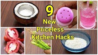 9 NEW PRICELESS KITCHEN TIPS & TRICKS || KITCHEN HACKS