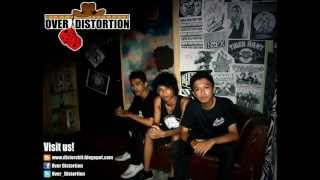 Over Distortion - Togetherness (Gigs at Liquid Cafe, April 23th 2013)