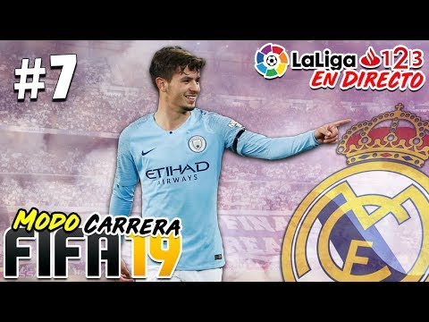 BRAHIM DIAZ PELEA POR SER TITULAR | Real Madrid #7 | FIFA 19 Modo Carrera Manager REAL thumbnail