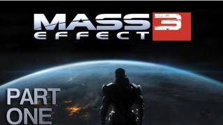 Mass Effect 3 Online Gameplay - Mass Effect 3 Demo Walkthrough Max Settings - PC Full HD 1080P - Part 1 of 2 - Shepard on Earth
