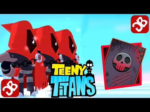 Teeny Titans The Hooded Hood in Justice League - INTENSE CHALLENGE - iOS / Android - Gameplay Video