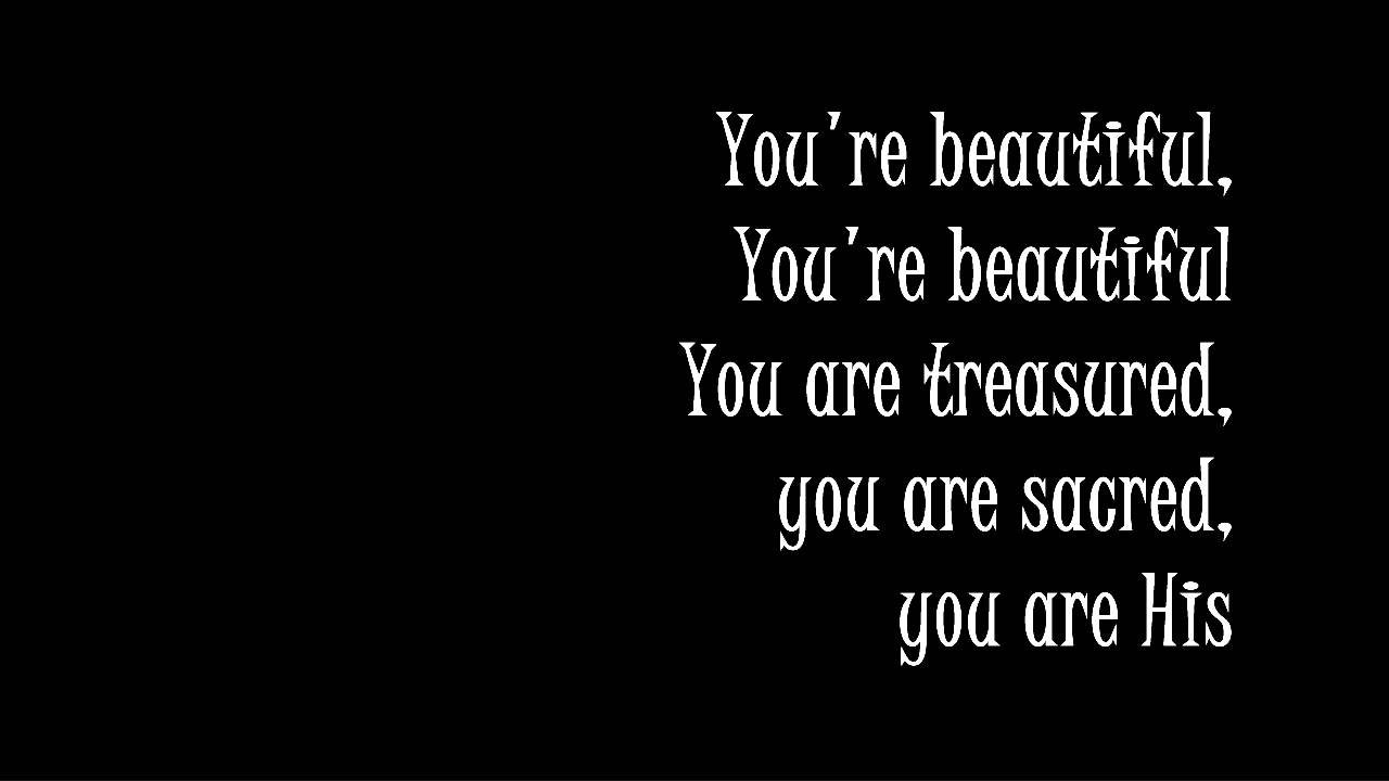 Mercyme Beautiful With Lyrics