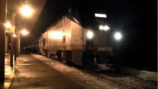 Amtrak Rail Adventure on the Empire Limited: Buffalo - New York City