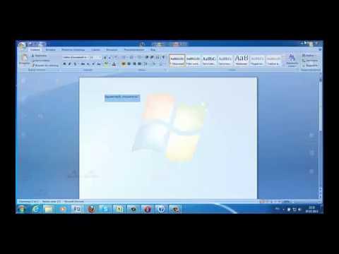 Как из формата Word сделать PDF