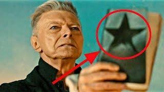 David Bowie vídeo Blackstar: Descodificado!!!