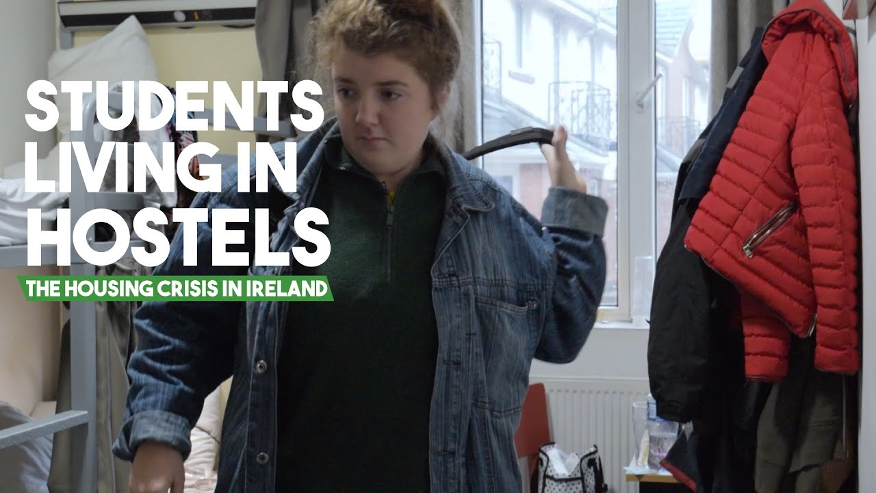 I'm a student living in a hostel: The housing crisis in Galway