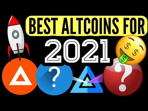 BEST CRYPTO ALTCOINS TO BUY NOW TO GET RICH IN 2021 ...