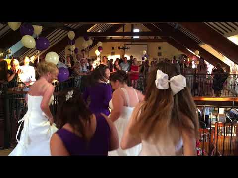 Leona & Donna's Wedding - first dance ATP Mobile Disco