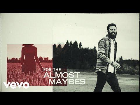 Jordan Davis - Almost Maybes (Lyric Video)
