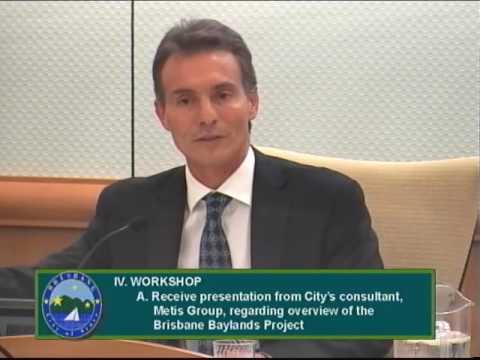 Brisbane City Council Special Meeting 09.29.16