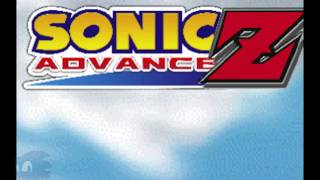 Sonic Advance Z Opening 2