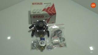 Редуктор STAG R02 отырып, ЭМК газ