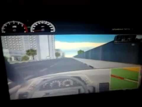 обзор игры 3d инструктор вождение по москве
