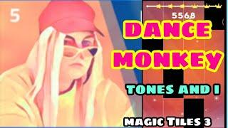 Dance Monkey - Tones And I   MAGIC TILES 3 screenshot 5