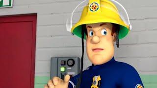 Strażacy w drodze!   Strażak Sam Nowe Kompilacja   Kreskówki dla dzieci