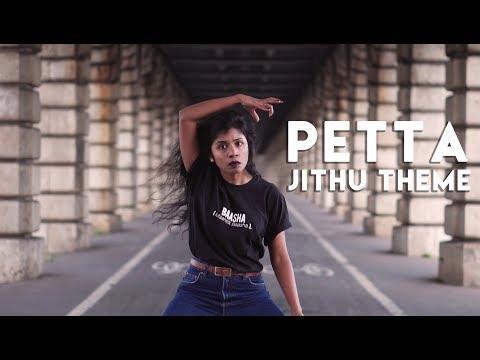 Jithu Theme - Petta | Anirudh Ravichander | Usha Jey Freestyle