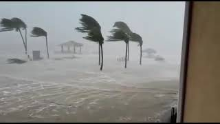 Storm and winds in Stockhalm (Sweden)