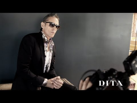 A CONVERSATION WITH MARK MAHONEY : PRESENTED BY DITA EYEWEAR