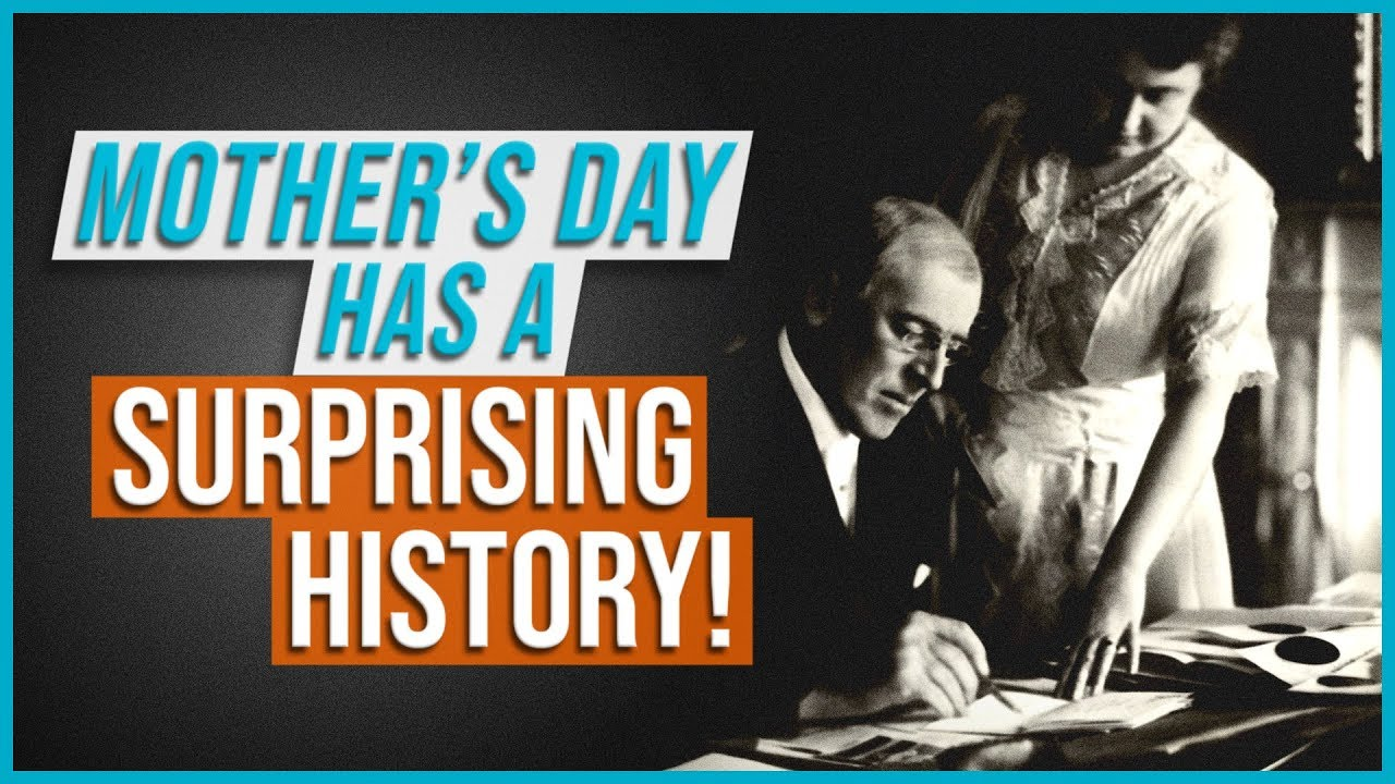 Mother's Day has a Surprising History!