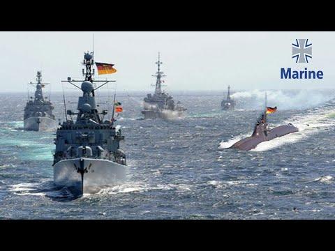 German Naval Power ( Deutsche Marine ) - How Strong is German Navy ?