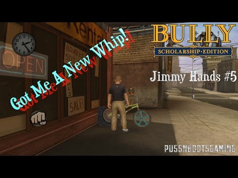 MOVING ON UUUPP! (BULLY SE GAMEPLAY #5 W/COMMENTARY)