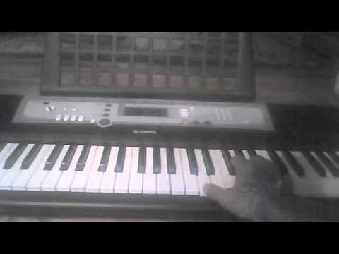 Flashing Lights-Kanye West Piano Tutorials - YouTube