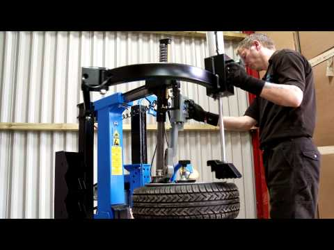 Hofmann Megaplan Megamount Smart Tyre Changer