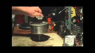 AXE Stove V1.0 Boil Test 1