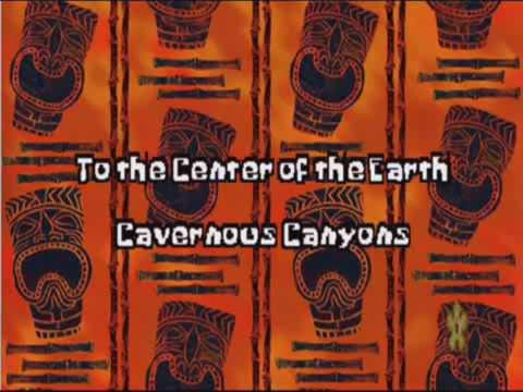 SpongeBob SquarePants: SuperSponge OST - 16 - Cavernous Canyons & Acrid Air Pockets
