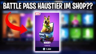 FORTNITE DAILY ITEM SHOP 14.8.19 | BATTLE PASS PET IN THE SHOP