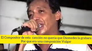 Duerme Conmigo Esta Noche - Diomedes Diaz e Ivan Zuleta En Santo Tomas  1996