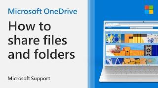 How to share OneDrive files and folders   Microsoft screenshot 3