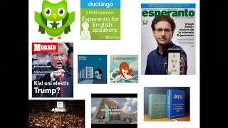 Corso di esperanto per italofoni. Lezione 1 (parte 3). 07/04/2020.