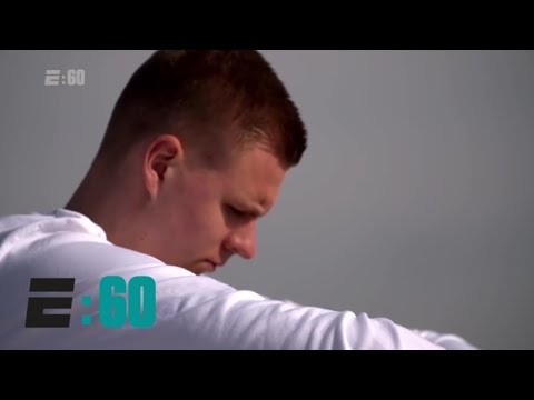 Kristaps Porzingis' 4,100-Mile Journey | E:60 | ESPN Stories