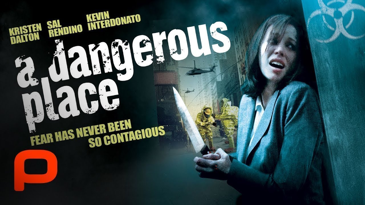A Dangerous Place (Full Movie) Thriller Mystery Suspense