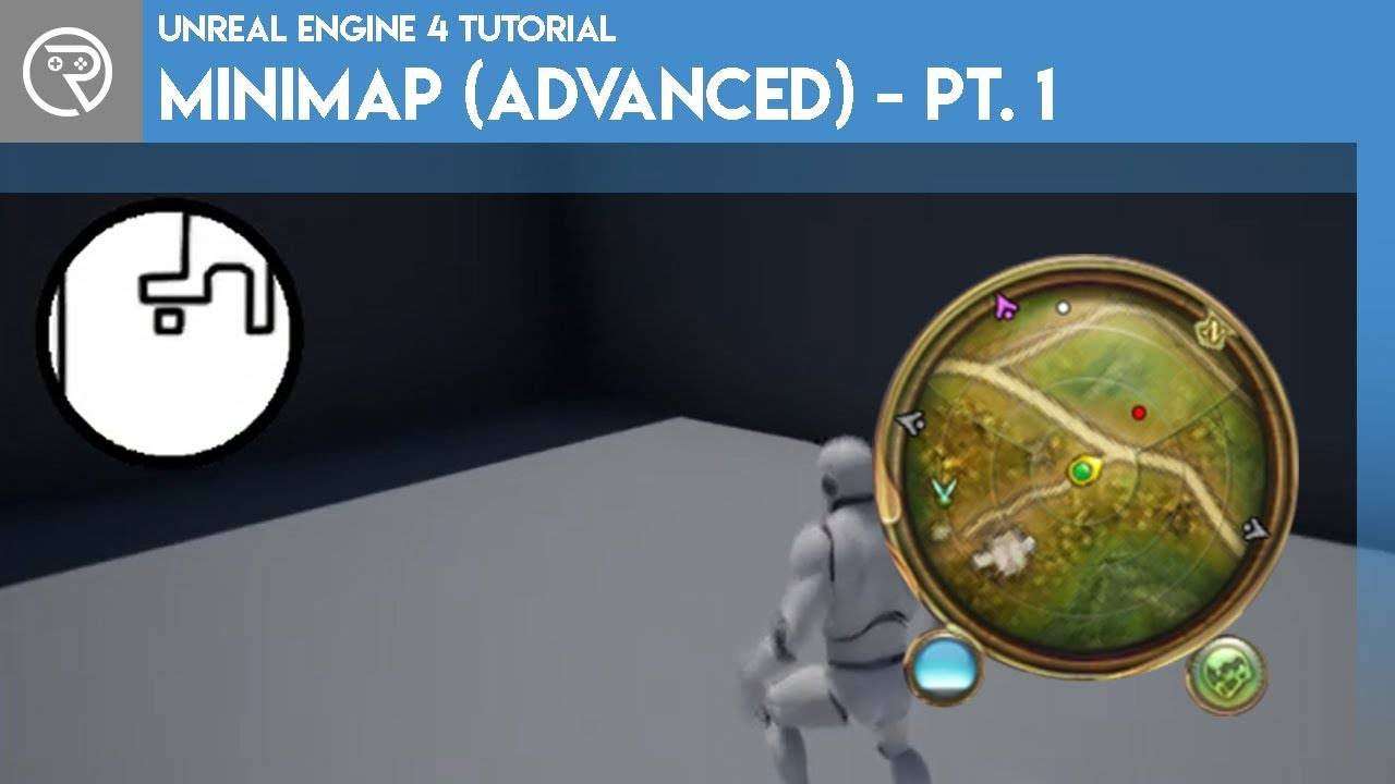 Minimap with Texture instead of Render (including NPC