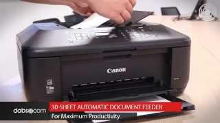 Canon PIXMA MX395 Inkjet Colour Printer