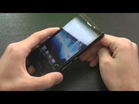Sony Xperia T. Флагман на пятёрку.