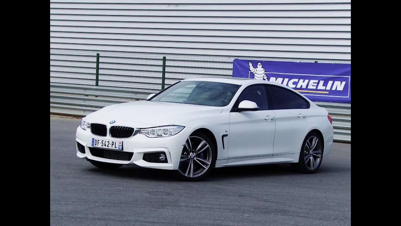 Bmw 435i Gran Coupe >> Essai BMW 435i Gran Coupé 2014 - YouTube